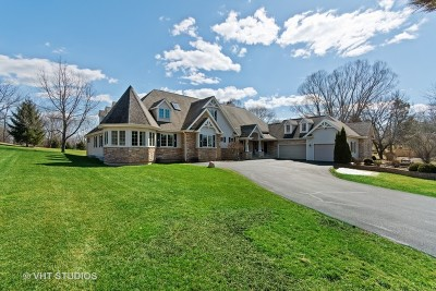 St. Charles Single Family Home For Sale: 38w357 Foxwood Lane