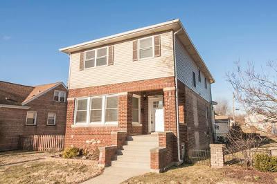 Oak Lawn Single Family Home Price Change: 9724 Cook Avenue