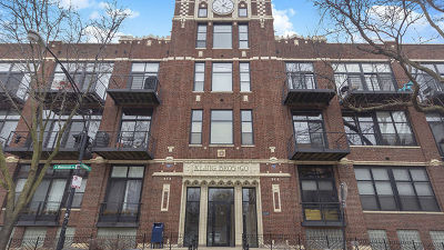Chicago Condo/Townhouse New: 2300 West Wabansia Avenue #209