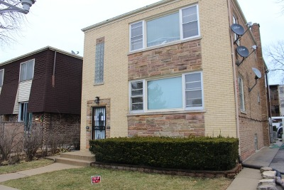 Chicago Multi Family Home New: 6153 North Leavitt Street