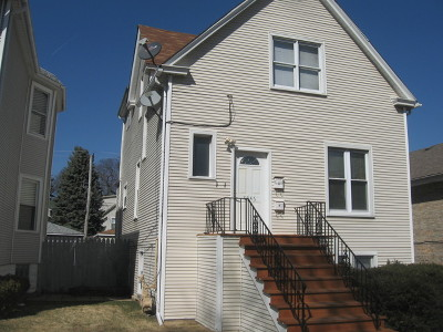 Chicago Multi Family Home New: 5846 West Byron Street