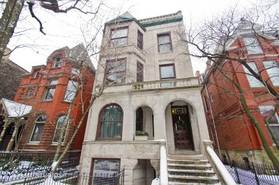 Chicago Condo/Townhouse New: 2120 North Cleveland Avenue #G