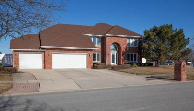 Tinley Park IL Single Family Home New: $414,000