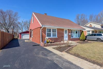 Elmhurst Single Family Home For Sale: 844 South Spring Road
