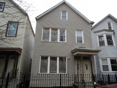 Chicago Multi Family Home New: 5014 South Paulina Street