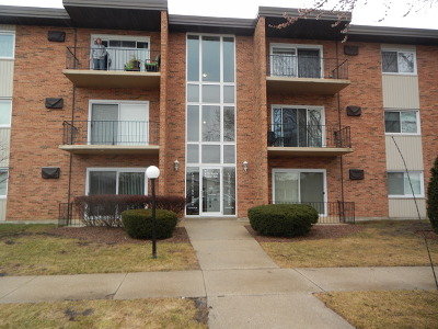 Oak Lawn Condo/Townhouse For Sale: 9721 South Keeler Avenue #302