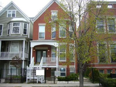 Chicago Multi Family Home New: 1534 West George Street