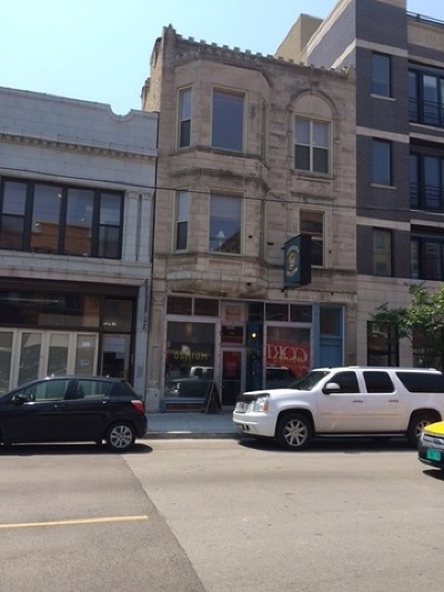 Chicago Multi Family Home New: 1117 West Belmont Avenue