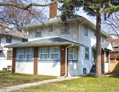 Cook County Single Family Home New: 416 South Grove Avenue