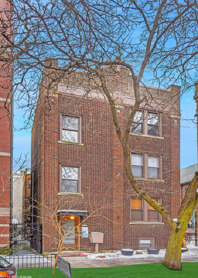 Chicago Condo/Townhouse New: 3117 North Orchard Street #2W