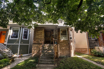 Cook County Multi Family Home New: 2240 West Farragut Avenue