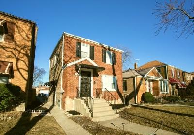 Chicago Single Family Home New: 10130 South Eberhart Avenue
