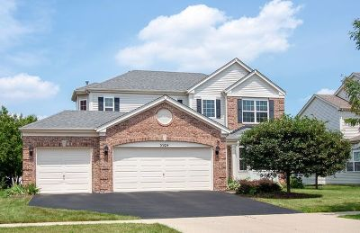Hoffman Estates Single Family Home New: 5924 Mackinac Lane