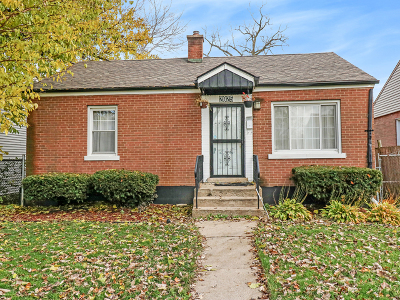 Cook County Single Family Home Re-Activated: 2025 South 15th Avenue