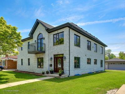 Skokie Single Family Home For Sale: 4215 Church Street