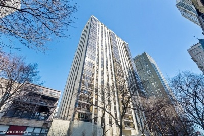 Condo/Townhouse New: 100 East Bellevue Place #30EF