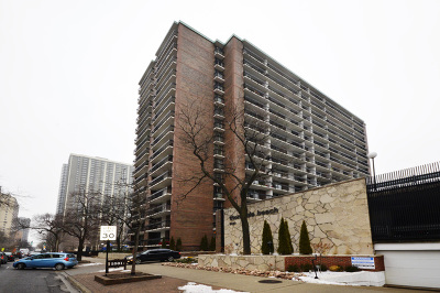 Chicago Condo/Townhouse New: 5901 North Sheridan Road #2C
