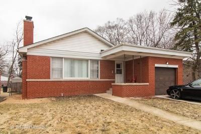 La Grange Park Single Family Home For Sale: 1228 North Maple Avenue