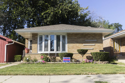 Chicago Single Family Home New: 3538 West 83rd Street