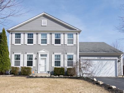 Huntley Single Family Home New: 11486 Bethel Avenue
