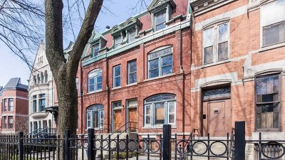 Condo/Townhouse New: 1528 West Jackson Boulevard #2E