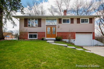 Lombard Single Family Home Contingent: 21w335 Drury Lane