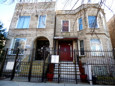 Cook County Multi Family Home New: 3329 West Beach Avenue