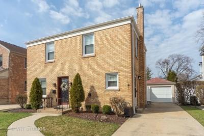 Elmwood Park Single Family Home New: 2016 North 75th Avenue