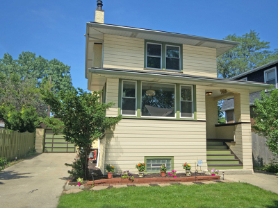 Cook County Single Family Home New: 905 Wenonah Avenue