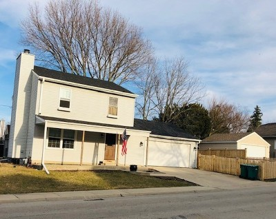 Lockport Single Family Home New: 900 South Lincoln Street