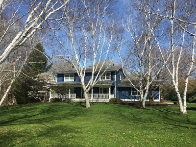 Woodstock Single Family Home For Sale: 14300 West South Street