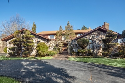 Oak Brook Single Family Home For Sale: 608 Ridgewood Court