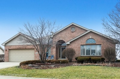 Homer Glen Single Family Home For Sale: 12446 Rosewood Drive
