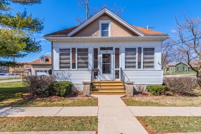 Lexington Single Family Home For Sale: 120 North Pine Street