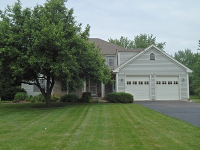 Elgin Single Family Home Contingent: 41w610 Silvana Drive