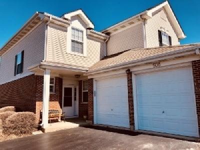 McHenry Condo/Townhouse New: 608 Legend Lane