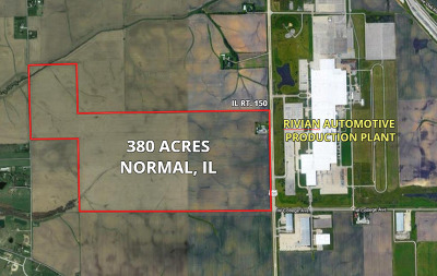 Bloomington Residential Lots & Land For Sale: 419 North Mitsubishi Mtwy Parkway