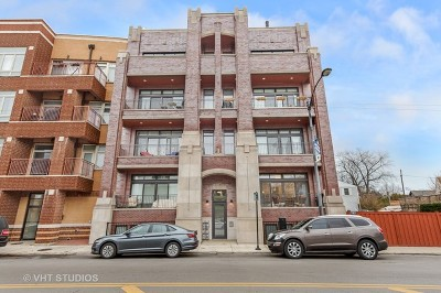 Condo/Townhouse For Sale: 5061 North Lincoln Avenue #102
