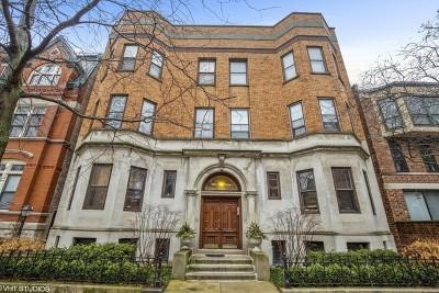 Condo/Townhouse For Sale: 2016 North Cleveland Avenue #4