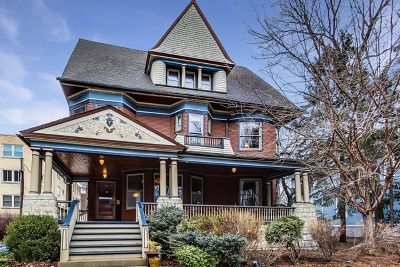 Oak Park Single Family Home For Sale: 210 Home Avenue