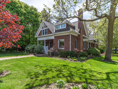 Naperville Single Family Home For Sale: 804 East Chicago Avenue