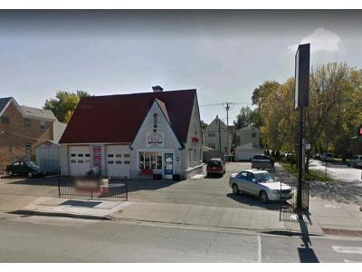 Chicago Residential Lots & Land For Sale: 5351 West Addison Street