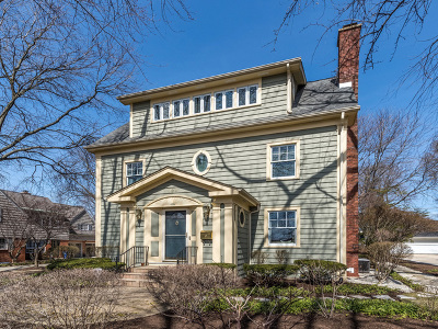 Naperville Single Family Home For Sale: 329 Highland Avenue