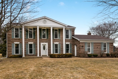 Bloomingdale Single Family Home For Sale: 384 Cardinal Drive