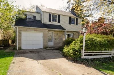 Evanston Single Family Home For Sale: 9331 Springfield Avenue