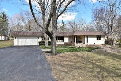 Kane County Single Family Home Re-Activated: 38w666 Murray Road