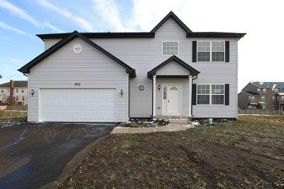 Montgomery Single Family Home For Sale: 973 Garnet Lane