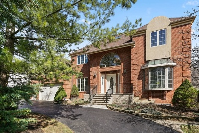 Palatine Single Family Home For Sale: 654 West Center Road