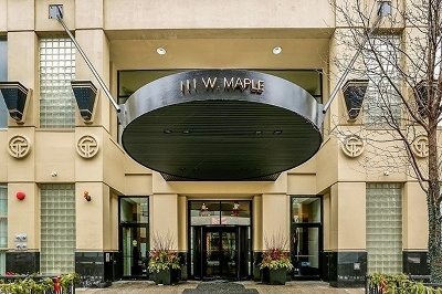 Streeterville, Gold Coast Galleria Condo/Townhouse For Sale: 111 West Maple Street #3403