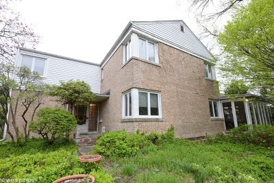 Glencoe Single Family Home For Sale: 626 South Skokie Lane